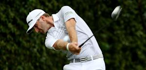 2013 Masters: Dustin Johnson rolling in second round