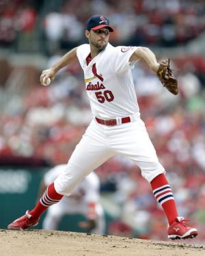 Wainwright wins 13th, Cardinals edge Padres 3-2