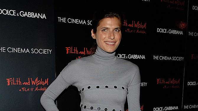 Filth and Wisdom NY premiere 2008 Lake Bell