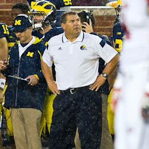Brady Hoke's seat getting hotter after Utah loss