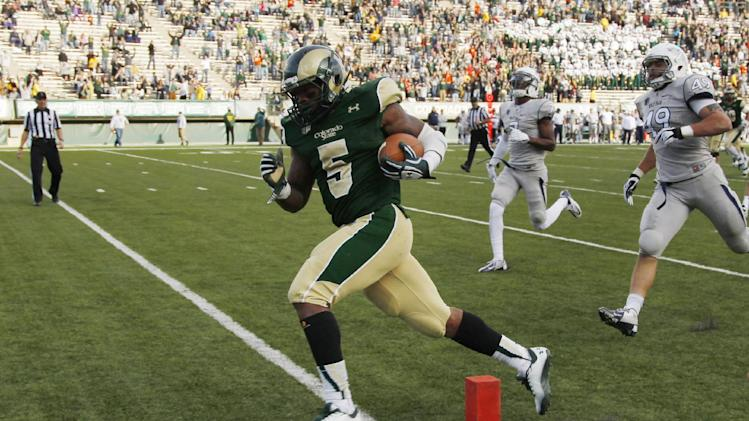 Bibbs runs wild for Colorado State