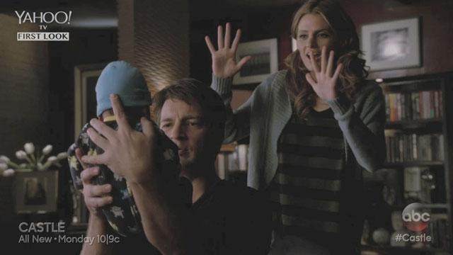 'Castle' Preview: Bouncing Baby