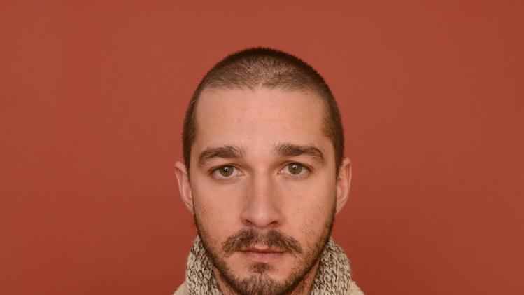 """The Necessary Death of Charlie Countryman"" Portraits - 2013 Sundance Film Festival"