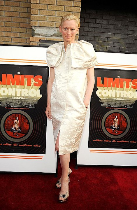 Swinton Tilda Limits Of Control Pr