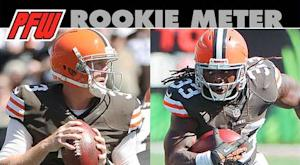 Rookie Meter: Browns, Bucs getting big impact from rookie class