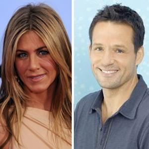 Jennifer Aniston, Josh Hopkins -- ABC