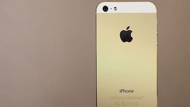 The Next iPhone Will Likely Come in Gold (ABC News)
