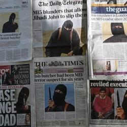 UK Spies Face Questions About Failure To Stop 'Jihadi John'