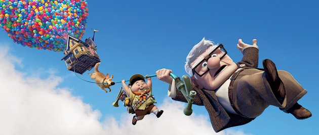 Up Stills Walt Disney 2009
