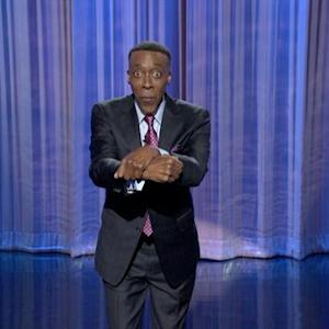Arsenio Learned to Ride Motorcycle from Leno