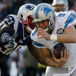 Week 12: Detroit Lions vs. New England Patriots highlights