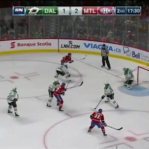 Kari Lehtonen Save on David Desharnais (02:30/2nd)