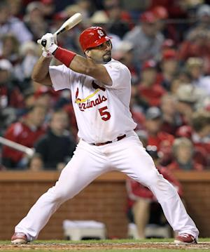 FILE:  Marlins Said To Offer Pujols 10-Year Contract