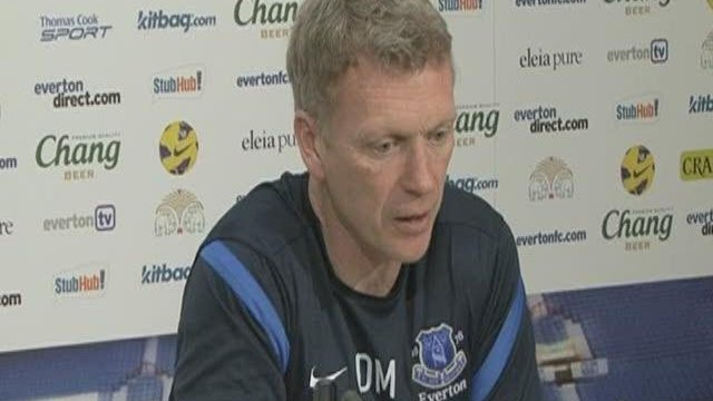 Moyes reflects on emotional week