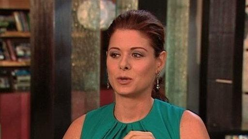 Debra Messing on Molly's Life