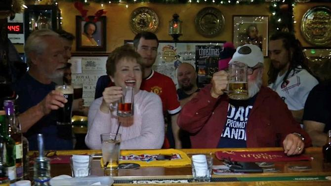 Boxing Day tradition celebrated in Fullerton with soccer, beer