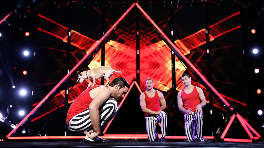 Weekly Ratings: NBC Rolls With 'America's Got Talent,' 'Ninja Warrior' and 'I Can Do That'