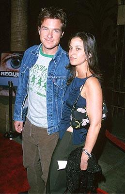 Jason Bateman and a woman at the Egyptian Theatre premiere of Artisan's Requiem For A Dream