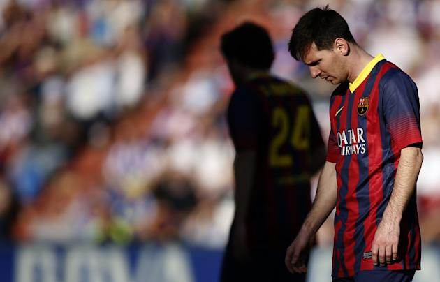 Manchester United Prepare Lucrative Deal in Signing Barcelona Star Lionel Messi - Report