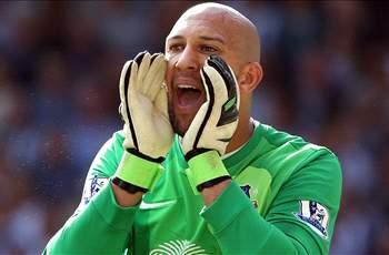 Roberto Martinez: Tim Howard deserves the headline for penalty save