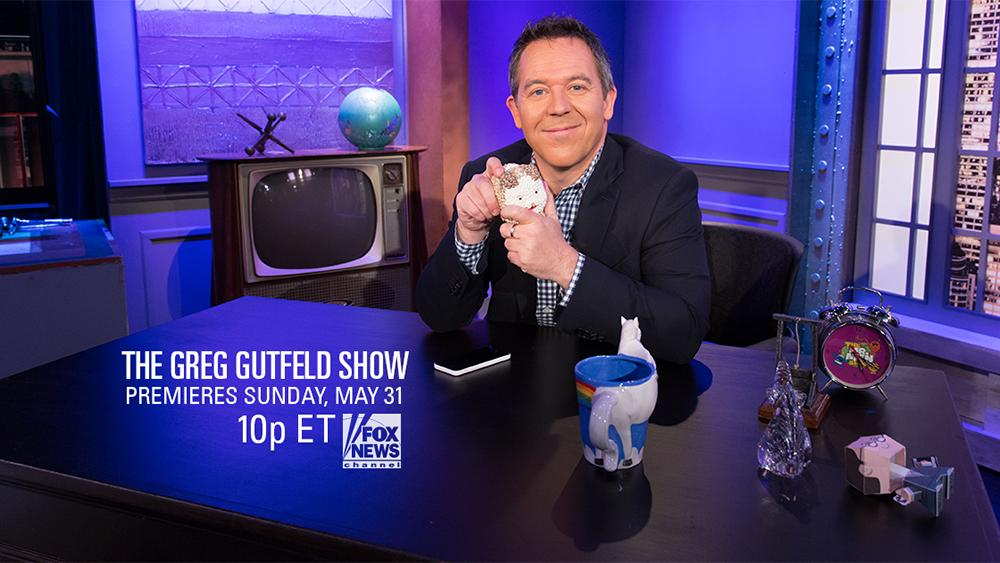 Fox News Turns Greg Gutfeld Loose In Sunday-Night Experiment