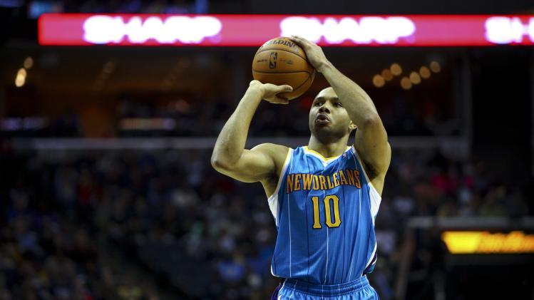 NBA: New Orleans Hornets at Memphis Grizzlies