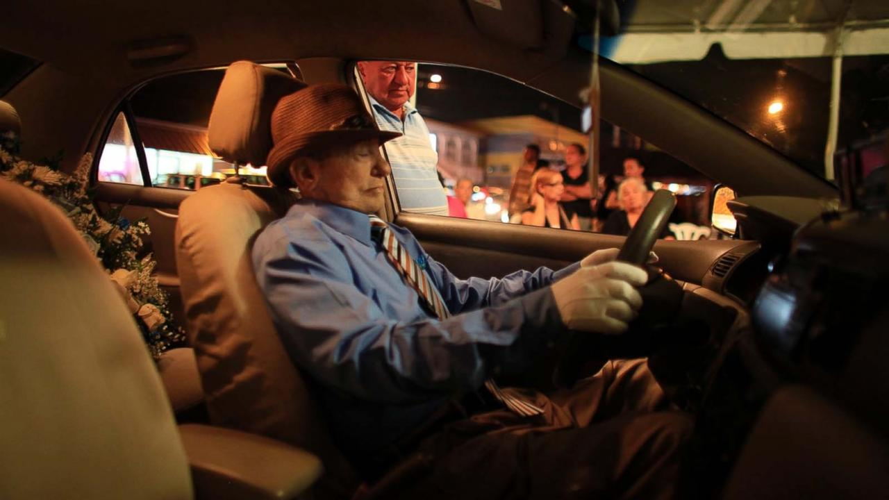 Puerto Rican Taxi Driver's Final Stop: His Own Funeral