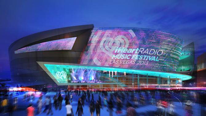 MGM Resorts, AEG release Vegas Strip arena images