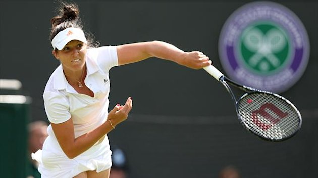 Great Britain's Laura Robson (PA Photos)