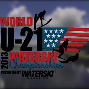 2013 U-21 World Waterski Championships - Day 1