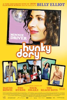 Poster of Hunky Dory