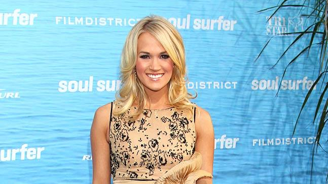 Carrie Underwood Soul Surfer Pr