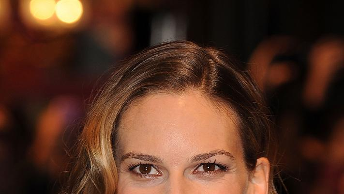 54th Annual BFI London Film Festival 2010 Hilary Swank