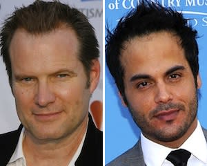 Burn Notice Casts Jack Coleman, Fi's New Beau