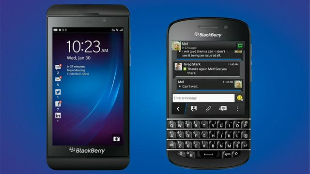 BlackBerry to Teach People New Phones