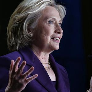 Hillary Clinton Hints at 2016 Presidential Run