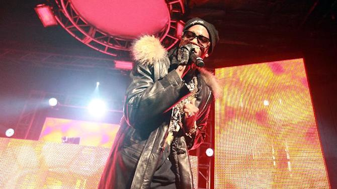 IMAGE DISTRIBUTED FOR PARK CITY LIVE - 2 Chainz performs onstage at Park City Live Day 5 on Monday, Jan. 21, 2013, in Park City, Utah. (Photo by Barry Brecheisen/Invision for Park City Live/AP Images)