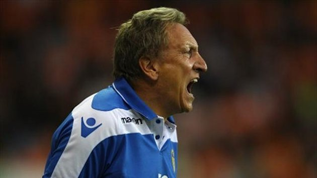 Leeds United manager Neil Warnock (PA)