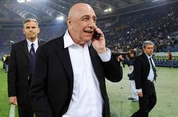 Galliani: AC Milan will replace Ibrahimovic with a champion