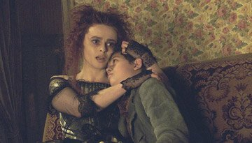 Helena Bonham Carter in DreamWorks Pictures' Sweeney Todd: The Demon Barber of Fleet Street