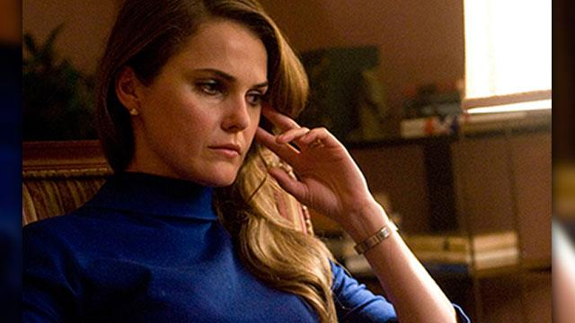 First Look: Keri Russell in 'The Americans'