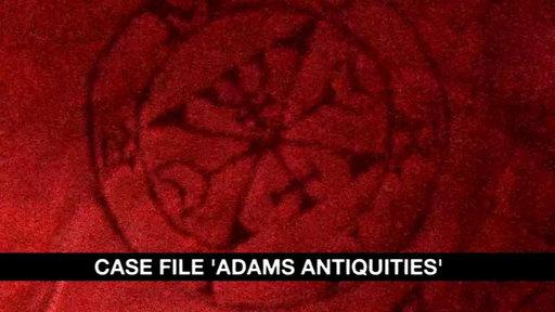 The Corbin Files: Adams Antiquities