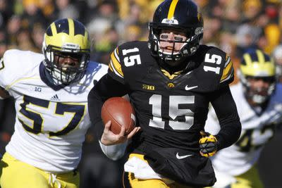 Projecting the Big Ten race, in which ... Iowa and Michigan have the upper hand?