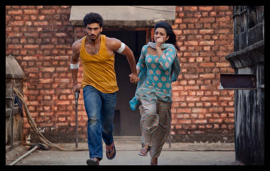 Ishaqzaade: Behind the scenes