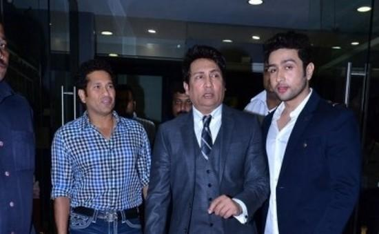 Sachin Tendulkar At 'Heartless' Music Launch
