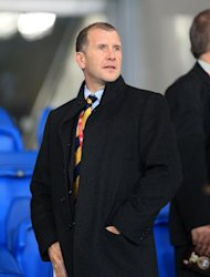 SFA chief executive Stewart Regan hopes to implement a new structure to the country&#39;s football leagues