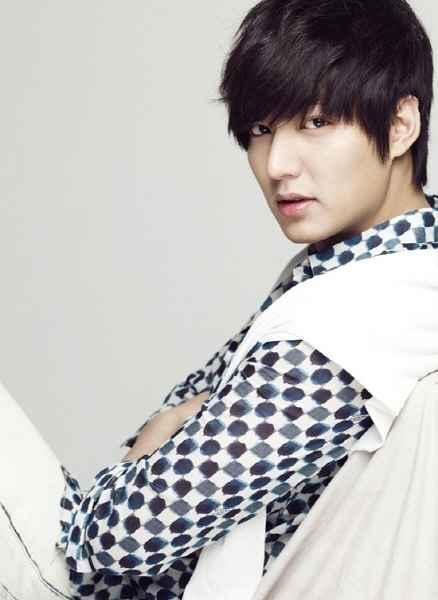 Lee Min Ho Chosen as No.1 Celebrity to Go on a Blind Date With