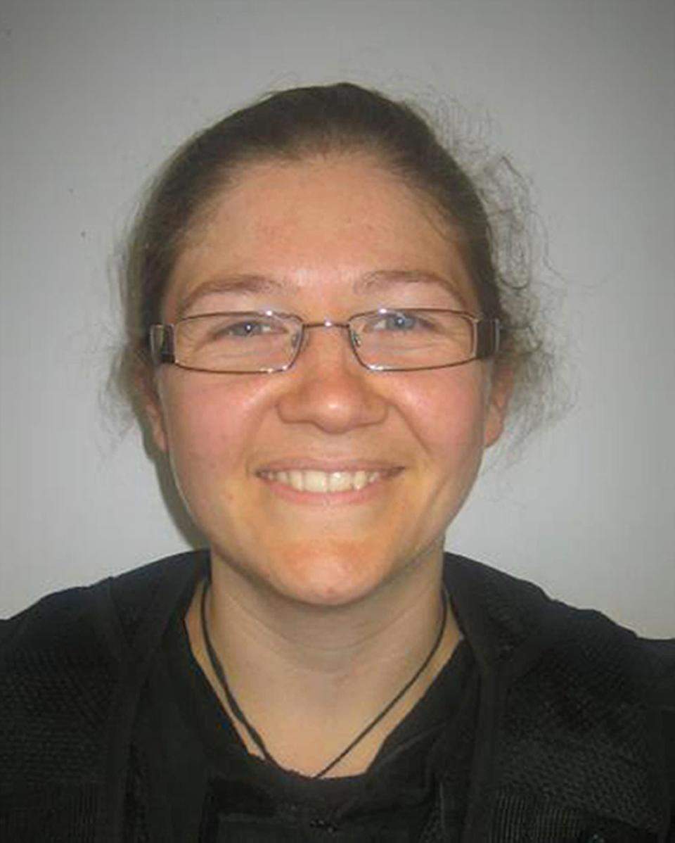 "Undated handout photo issued by Greater Manchester Police of PC Fiona Bone, aged 32, who was killed in the line of duty while attending a ""routine incident"" in Manchester England  Tuesday Sept. 18, 2012 . (AP Photo/Greater Manchester Police)"