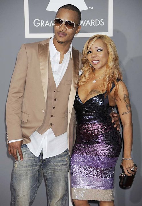 T I Tameka Cottle Grammy Awards
