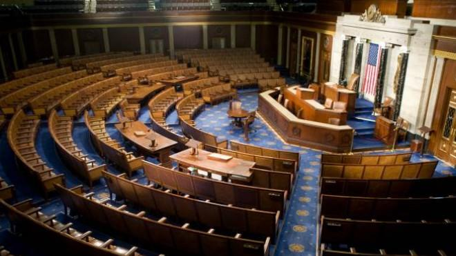 The hallowed halls of Congress could get very quiet.